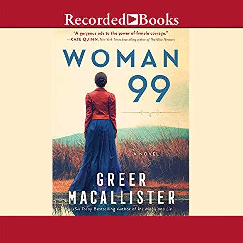 Woman 99 audiobook cover art