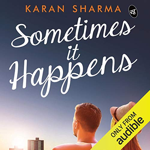 Sometimes It Happens audiobook cover art