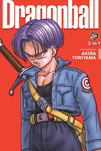 Dragon Ball (3-in-1 Edition), Vol. 10