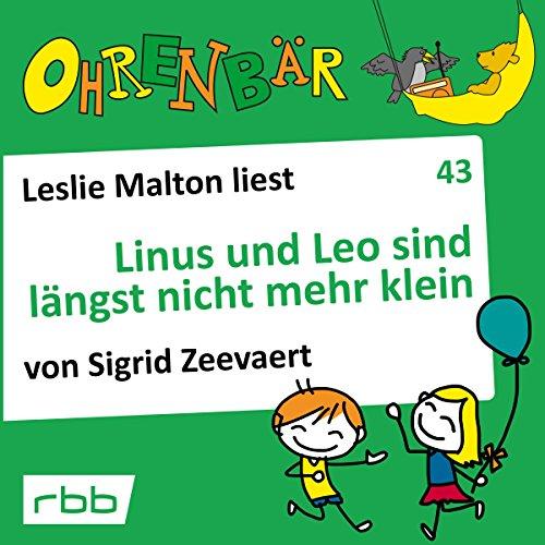 『Linus und Leo sind längst nicht mehr klein』のカバーアート