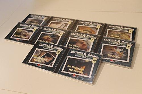 Sherlock Holmes - Die Maritim Klassiker - CD Nr. 1 - 10