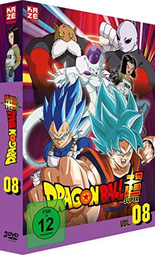 Dragonball Super - TV-Serie - Vol. 8 - [DVD]