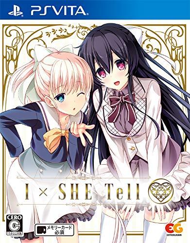I×SHE Tell(アイシーテル) 通常版 - PSVita (【Amazon.co.jp限定特典】ポストカード3種セット 同梱)