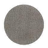 Silverline 855132 Discos de Lija Autoadherentes con Malla Abrasiva, 225 mm Diámetro, Grano 40, Caja...