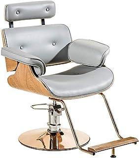 Amazon.es: Sillas de barbero - Mobiliario y material de ...