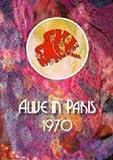SOFT MACHINE - Alive In Paris 1970 [Francia] [DVD]