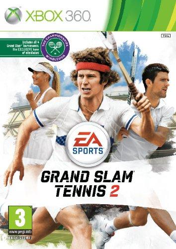 EA Sports Grand Slam Tennis 2 (Xbox360) [Import UK]