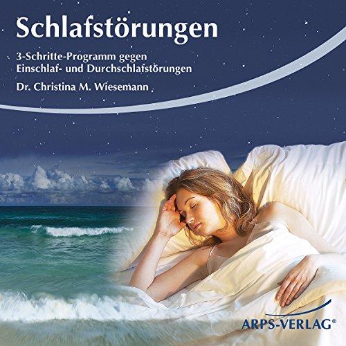 Schlafstörungen. 3-Schritte-Programm gegen Ein- und Durchschlafstörungen Titelbild