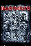Iron Maiden Eddies Poster Standard