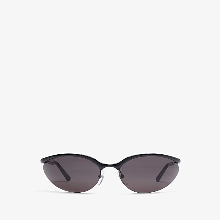 Balenciaga  BB0044S (Black) Fashion Sunglasses