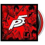 Persona 5 - 4xLP Vinyl Box Set - Original Soundtrack Record - Iam8bit - Essential Edition (ps4, ost)