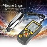 Comprobador de vibración, medidor de vibración digital, medidor de vibración digital con sonda y...