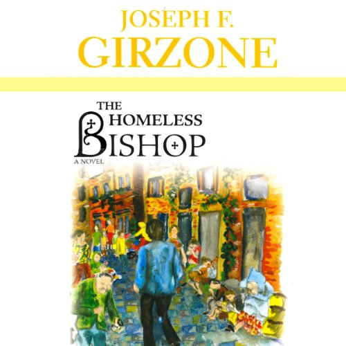 The Homeless Bishop audiobook cover art