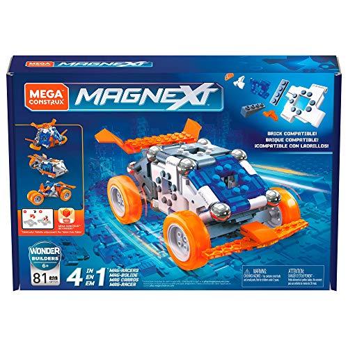 Mega Construx Magnext 4-in-1 Mag-Racers