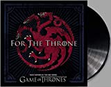 For The Throne (Music Inspired By The HBO Series Game Of Thrones) - Exclusive Limited Edition 'Targaryen House' Vinyl LP