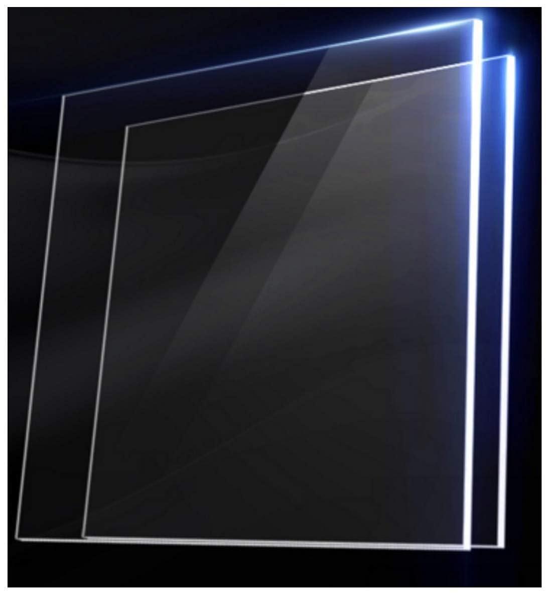 失業者メダリスト未亡人DIY用 アクリル板 縦横400mm x 500mm 高光沢 (1枚) (厚さ5mm)