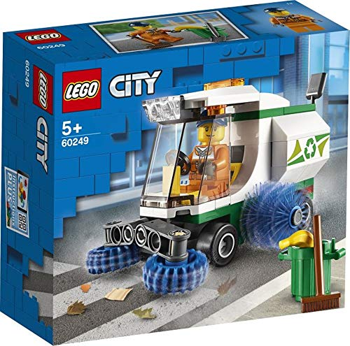 wow Lego City - Barredora de calles