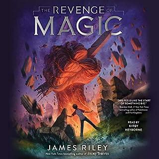 The Revenge of Magic audiobook cover art