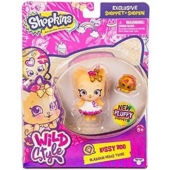 Shopkins Wild Style Kissy Boo Exclusive Shopp | Shopkin.Toys - Image 1