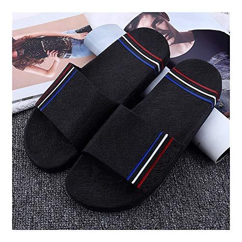 HOUSEHOLD Douche Zwembad Sandaal Slippers Zachte Ultra Lichtgewicht Slippers Mannen PVC Badkamer Antislip Badkuip Plastic Sandalen