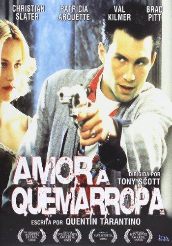 Amor A Quemarropa [DVD]
