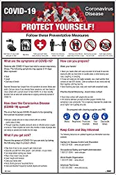 NMC offers a wide variety of posters & signs to keep people informed and protected during public health pandemics. Proudly Manufactured In America