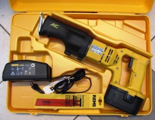 REMS R220–Säbelsäge Akku akku-cat ANC für Set