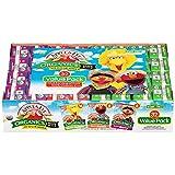 Apple & Eve 100% Juice Drink, Sesame Street Organic Variety Pack, 4.23 Fl Oz, 32 Count