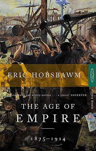 The Age Of Empire: 1875-1914