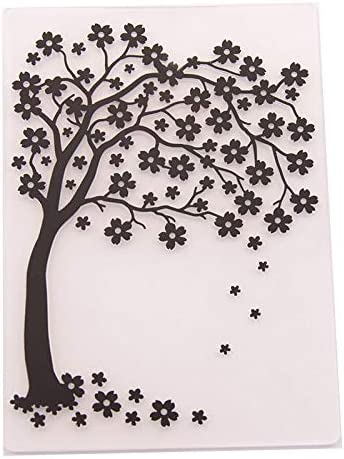 Welcome to Joyful Home 1PC Bloom Tree Background Background Embo