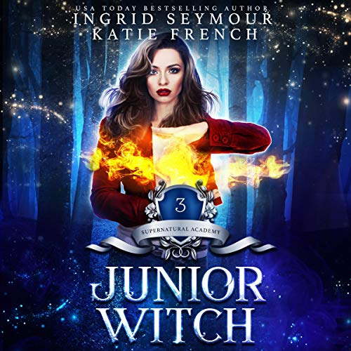 Junior Witch  By  cover art