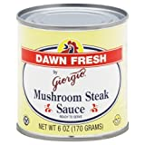 Dawn Fresh Mushroom Steak Sauce 6 oz (Pack of 6)