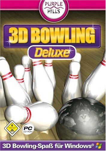 3D Bowling Deluxe