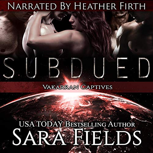 Subdued (A Dark Sci-Fi Reverse Harem Romance) cover art