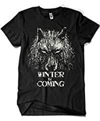 Camisetas La Colmena 344-Camiseta Winter Is Coming
