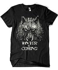 Camisetas La Colmena 344-Camiseta Winter Is Coming