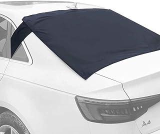 Magnetische Auto Heckscheibenabdeckung Frostschutz Sonnenschutz verhindern Staub Schnee EIS Frost Universal für die meisten SUVs, 145 × 90CM