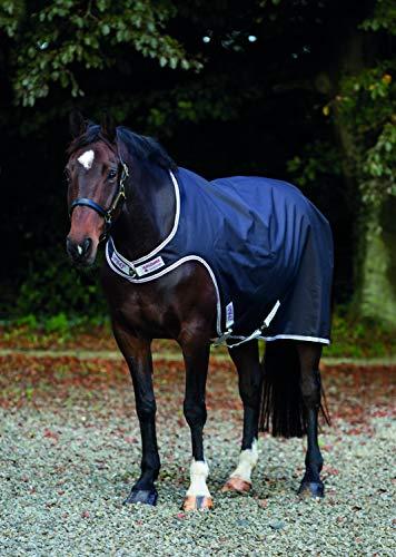 Horseware Amigo Walker Rug Large Black/Silver & Red