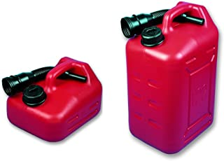 Nuova Rade - Bidón de gasolina con boquilla flexible