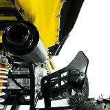 Kinder Quad ATV 125 ccm schwarz - 6