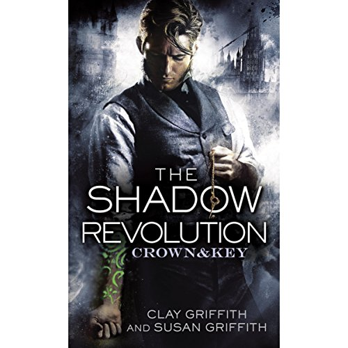 The Shadow Revolution audiobook cover art