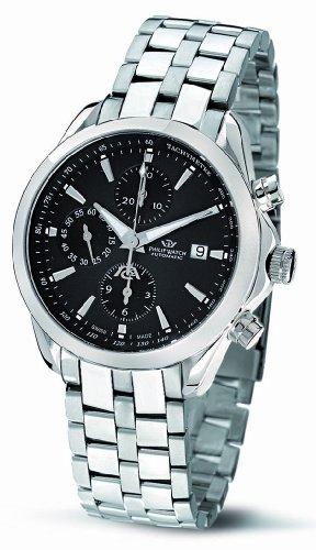 Philip Watch Analogico Automatico Orologio da polso R8243995125