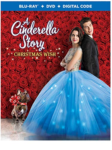 Cinderella Story: Christmas Wish (2 Blu-Ray) [Edizione: Stati Uniti]