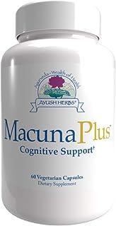 Ayush Herbs Macuna Plus, 60 Capsules