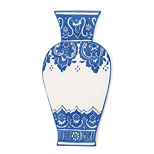 Hester & Cook Table Accents (China Blue Vase)