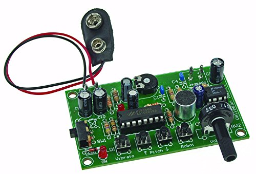 VELLEMAN - MK171 Minikits Voice Changer 840379