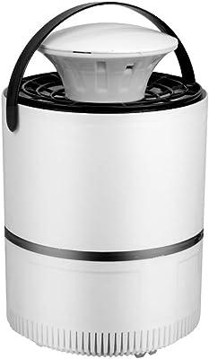Vosarea - Lámpara de Mosquito electrónico con lámpara de Trampa fotocatalizadora, chinchetas de Moscas, Zapper USB