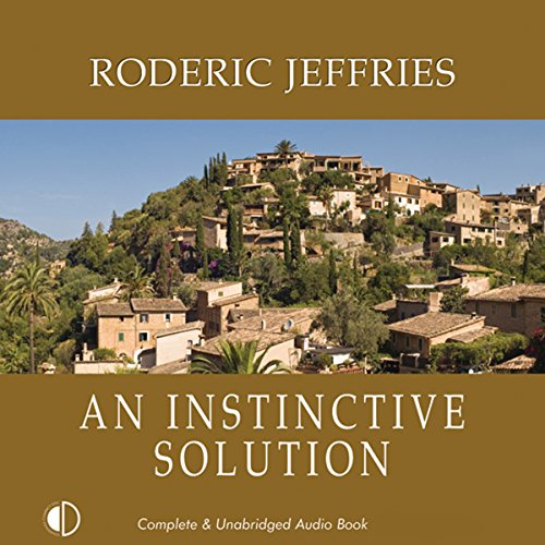 An Instinctive Solution audiobook cover art