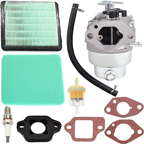 ZAMDOE Carburetor for GCV160, Tune Up Kit for Honda GCV160A GCV160LA...