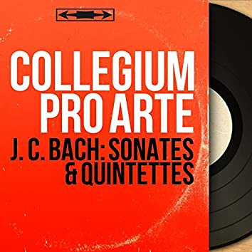 J. C. Bach: Sonates & Quintettes (Mono Version)